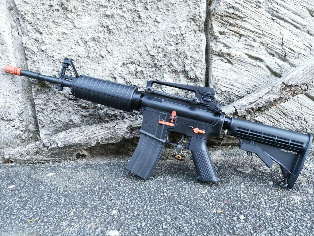 Assault Rifle Gel Blaster