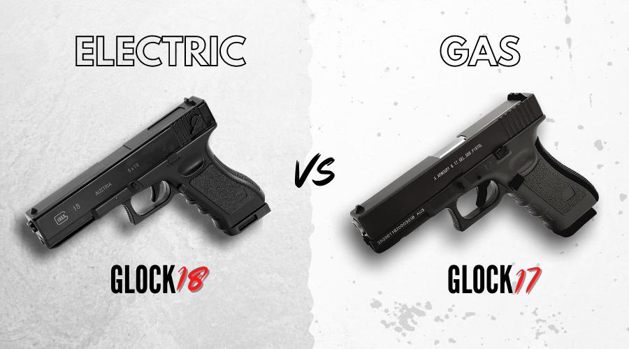 Electric vs Gas Gel Blaster