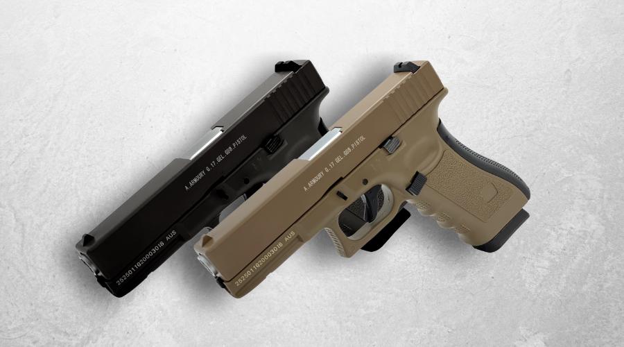 Glock 17 Gel Blaster Pistol